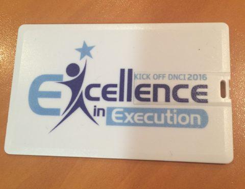 Carte de visite USB Excellence
