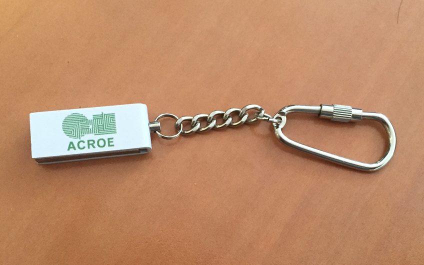Clé USB mini slim