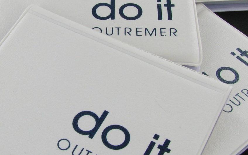 Porte cartes de visite Do It