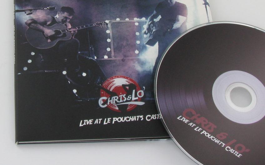 CD en digisleeve Chris & Lo