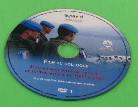 DVD Double ,armée de terre
