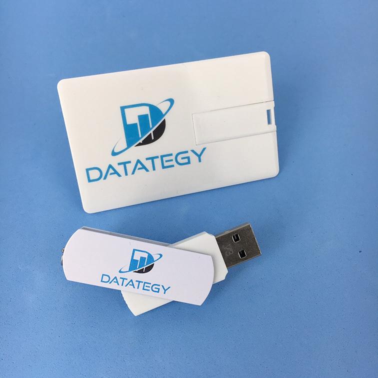 Carte de visite USB Datategy