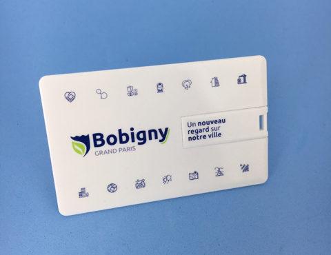Carte de visite USB Bobigny