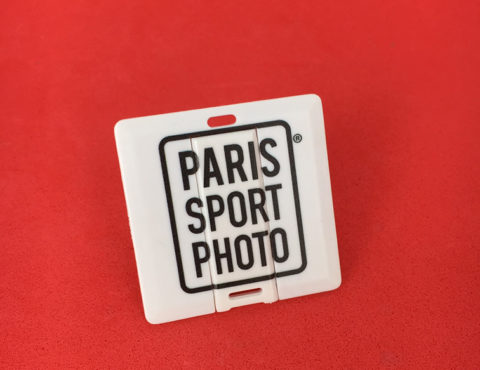 Carte de visite USB Paris Sport Photo