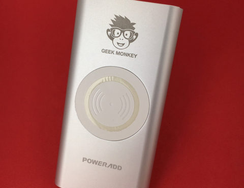 POWERBANK GEEK MONKEY