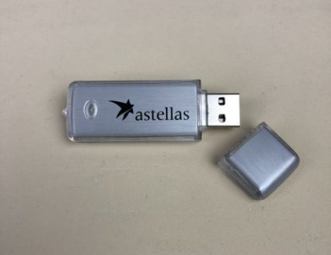 Clé USB classic avec bouchon