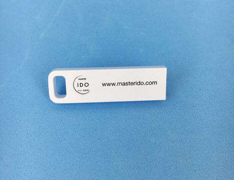 clé usb iron imprimée