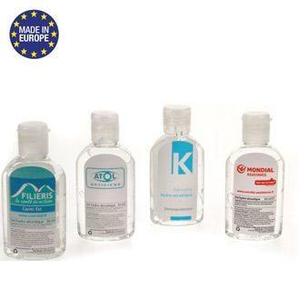 #1 Gel hydroalcoolique : Ensemble, luttons contre l'épidémie de Coronavirus