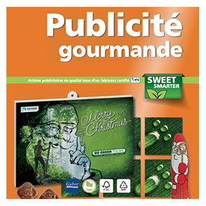 Catalogue publicite gourmande