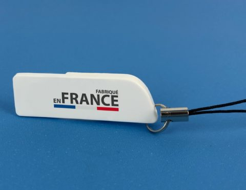 Clé USB biodégradable