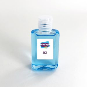 80 ml de gel hydroalcoolioque