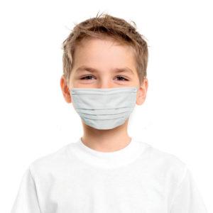 Masques chirurgicaux 3 plis enfants
